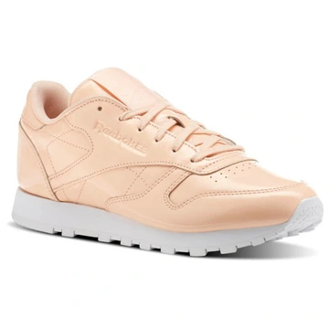Classic Leather 37 5 W Sportowe Buty Damskie Allegro Pl How To Wear Sneakers Pink Reebok Classic Leather