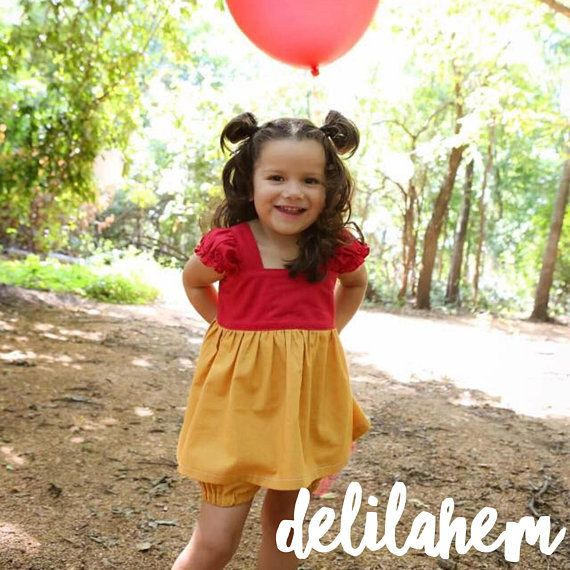 8ba370cfa006 Now taking holiday orders  Winnie the Pooh inspired Shorts Set 6-12m ...