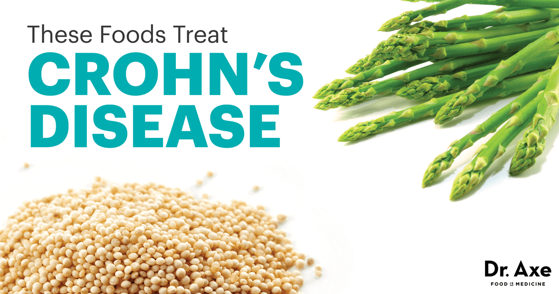 Manage Your Crohn's Disease with These Foods Crohns