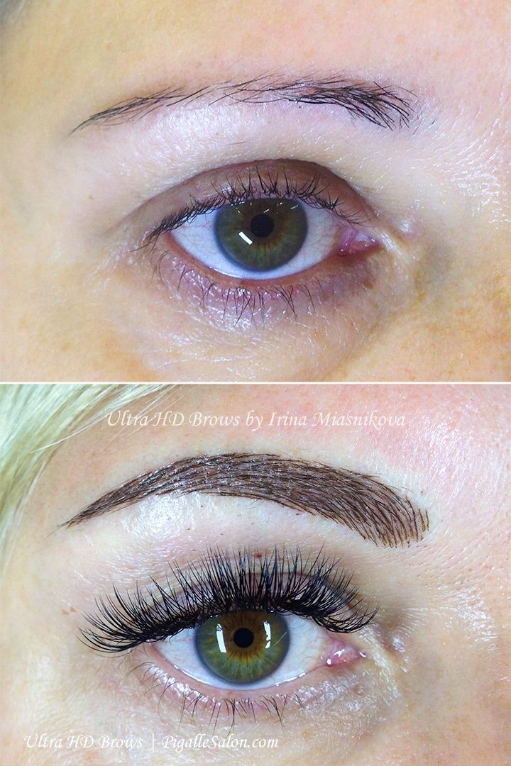Microblading Permanent Makeup in Southfield Michigan