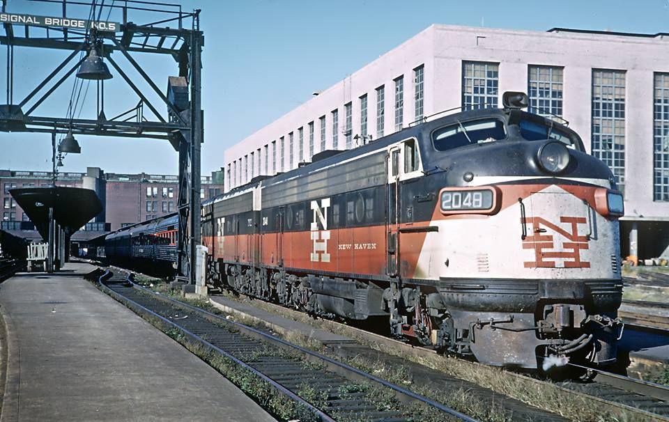 NH Train 27, The Merchants Limited, led by FL9 2048