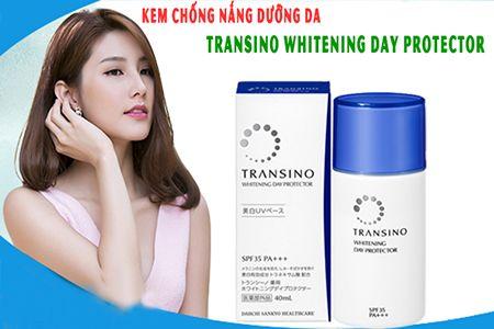 Kết quả hình ảnh cho HINH ANH TRANSINO WHITENING 40ML CHỐNG NẮNG TRẮNG DA