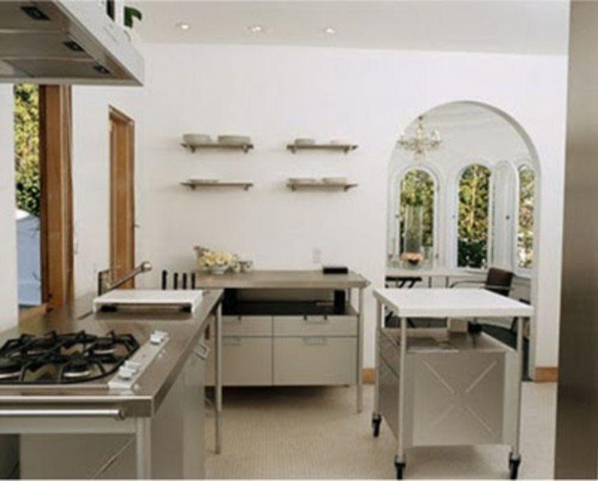 26 Simple But Smart Minimalist Kitchen Design