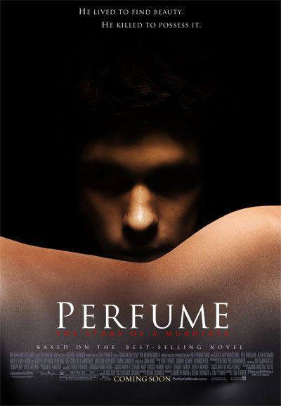 Perfume The Story Of A Murderer Movie Poster 3 Internet Movie Poster Awards Gallery Movie Posters Film Books Film Movie