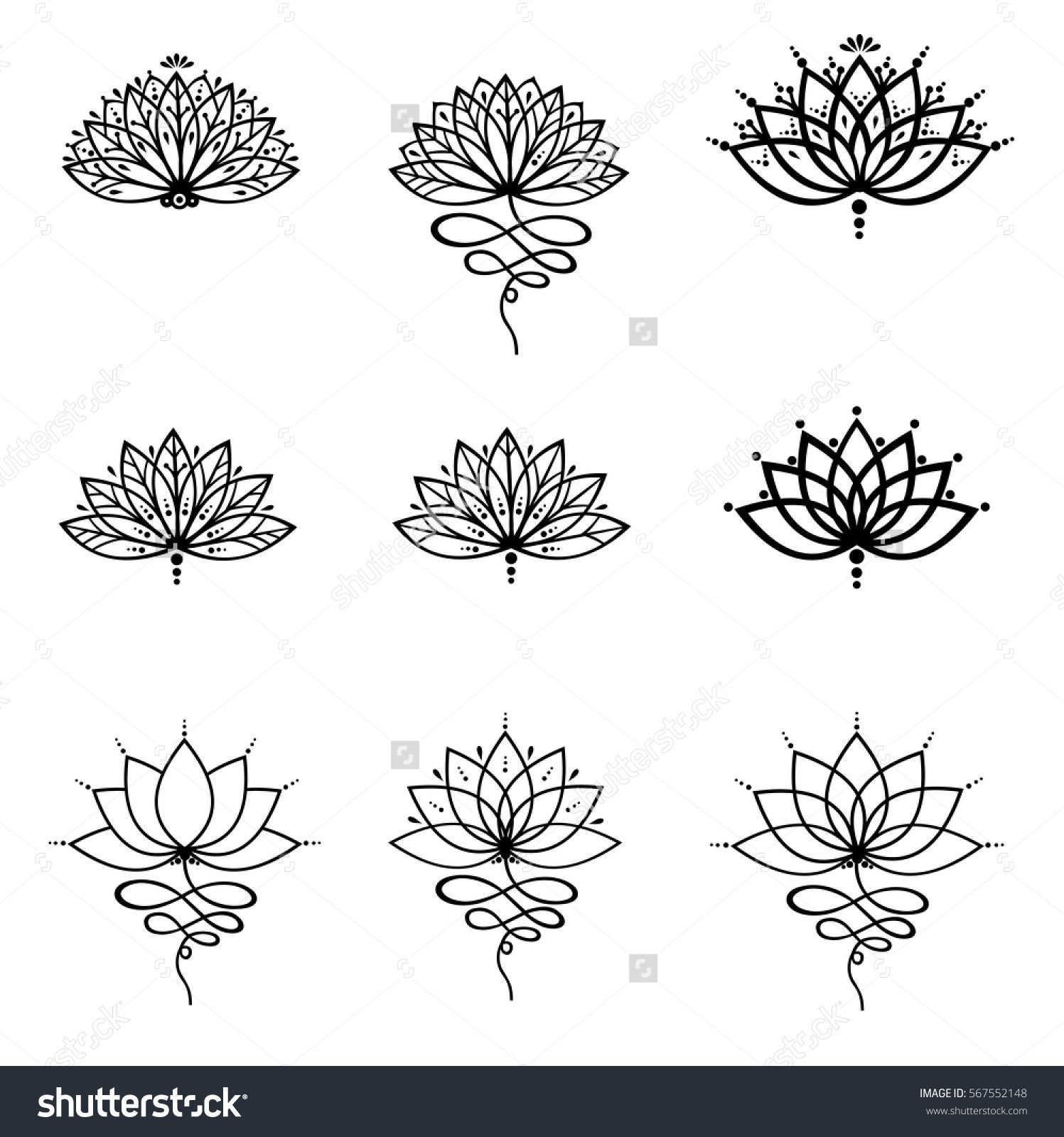Lotus Flower Tattoo Female Lotus Tattoos Designs With Meaning In 2020 Lotus Tattoo Design Small Lotus Tattoo Tattoo Designs And Meanings