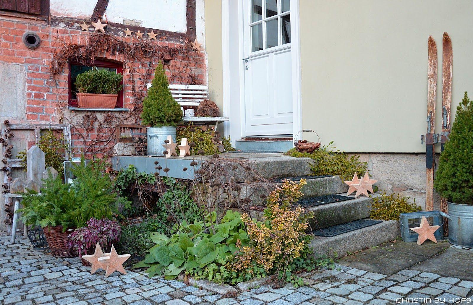 Ii Adventspecial Mit Vielen Weihnachtssternen Gartendekoration