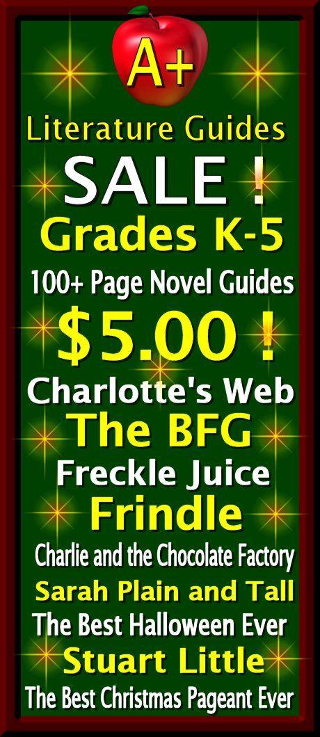 Charlotte\'s Web Google Novel Study Unit Use With OR Without Digital ...