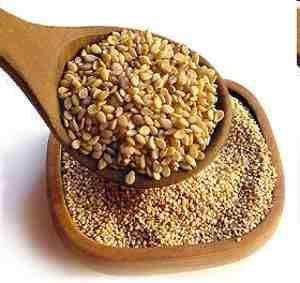 Os benefícios da semente de gergelim - Nutricionista