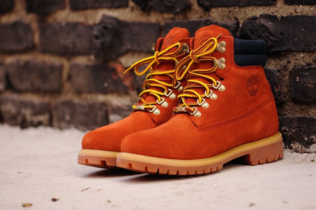 Ronnie Fieg for Timberland 6