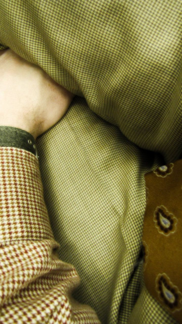 Autumnal Ensemble Austin Reed Trousers Hickey Freeman Shirt Eddie Bauer Watch Paoli Paisley Tie Menswear Traditional Austin Reed Hickey Freeman Gq