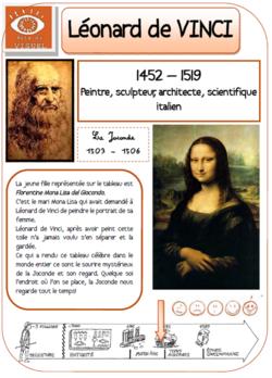 PDF  « La Joconde », Léonard de Vinci