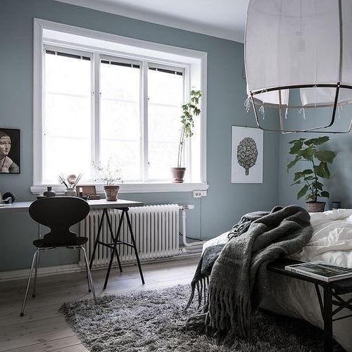 Camere Da Letto Belle L Azzurro In Camera Da Letto E Si O Un No