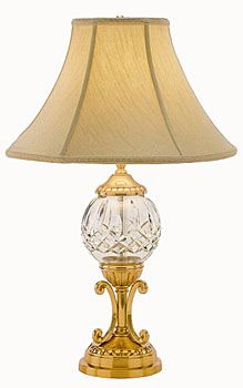 Waterford Lismore Accent 24 Lamp Lamp Table Lamp Lighting Light Decorations