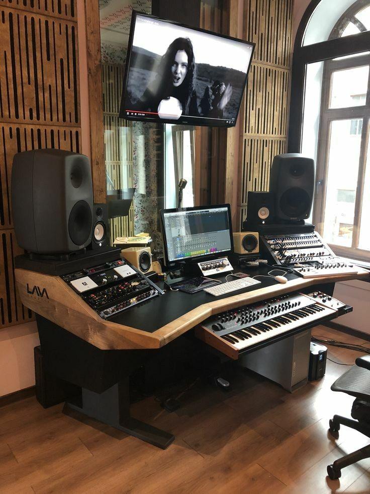 Home Studio Deluxe Music Studio Room Home Recording Studio Setup Home Studio Setup