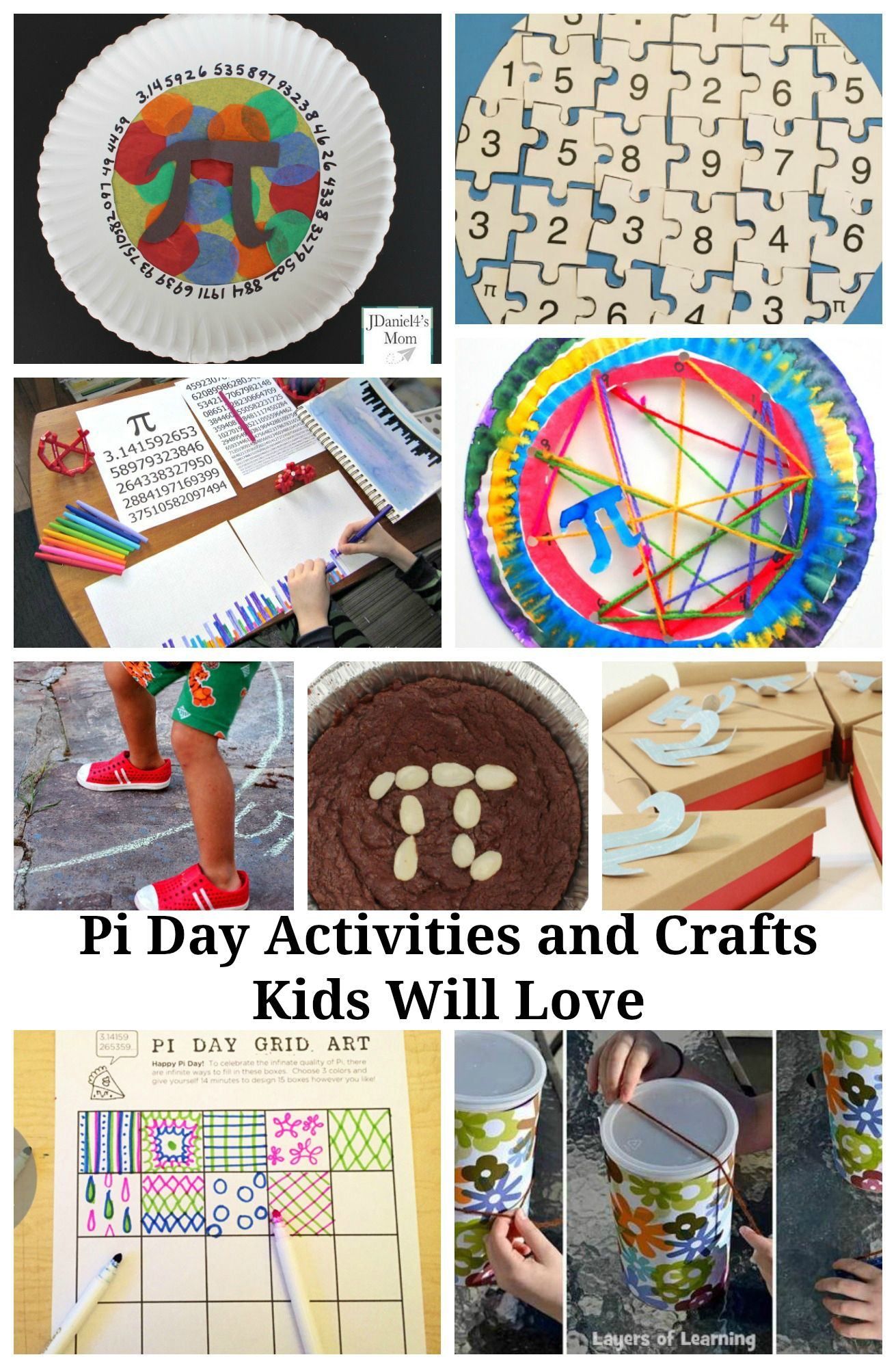 Pi Day Activities And Crafts Kids Will Love Jdaniel4s Mom Kids Learning Activities Pi Day Activities [ 2000 x 1311 Pixel ]