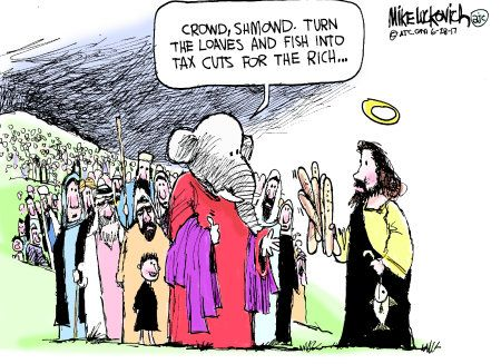 Image result for jesus and taxes cartoons