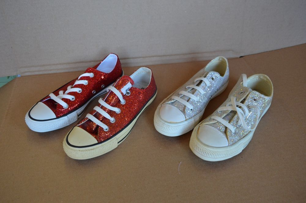 Lot of 2 Converse Chuck Taylor All Star