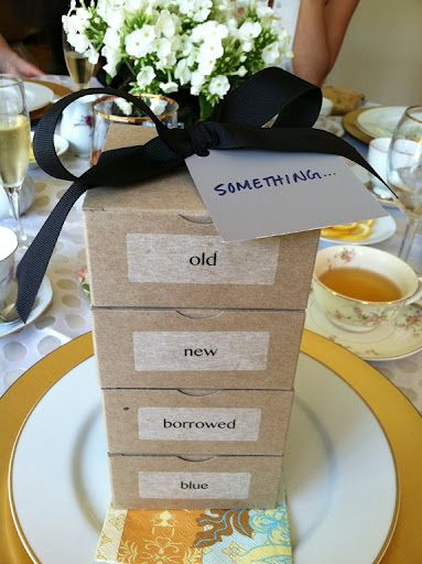 Cute Idea For Gifts The Bride They Need To Be Cuter Though