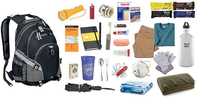 Starter 72 Hour Emergency Kit Aka Bug Out Bag