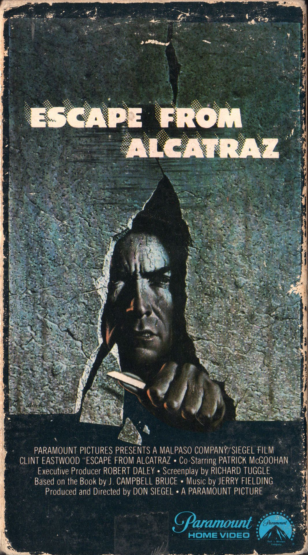 Escape From Alcatraz 1979 Film Sinema