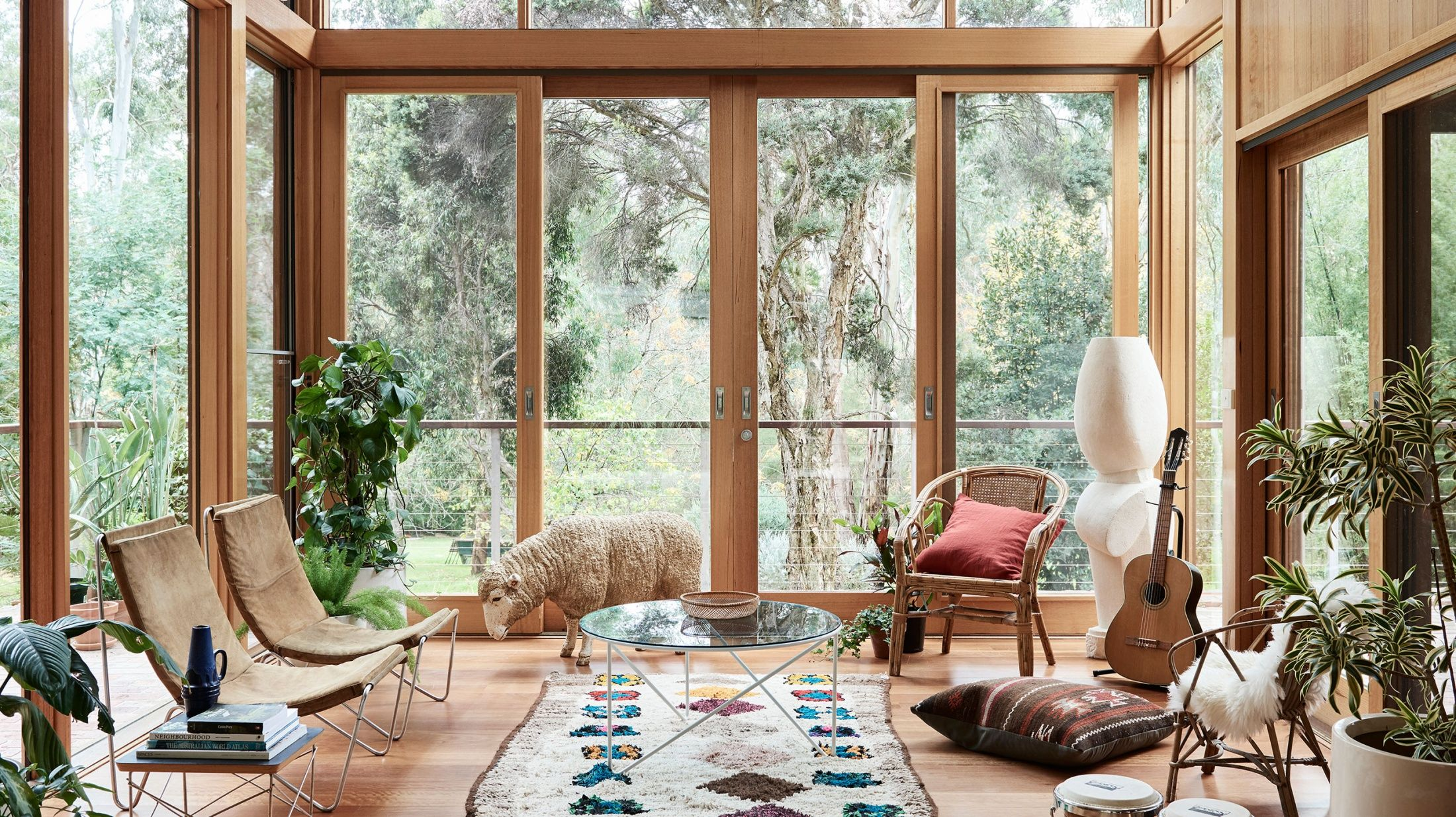 Top ten homes of casa warrandyte family home and bush retreat melbourne also rh pinterest