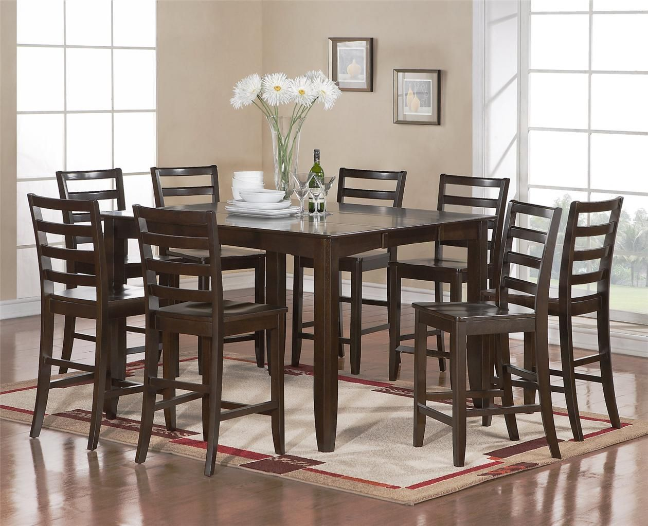 Dining Room Tables That Seat 8