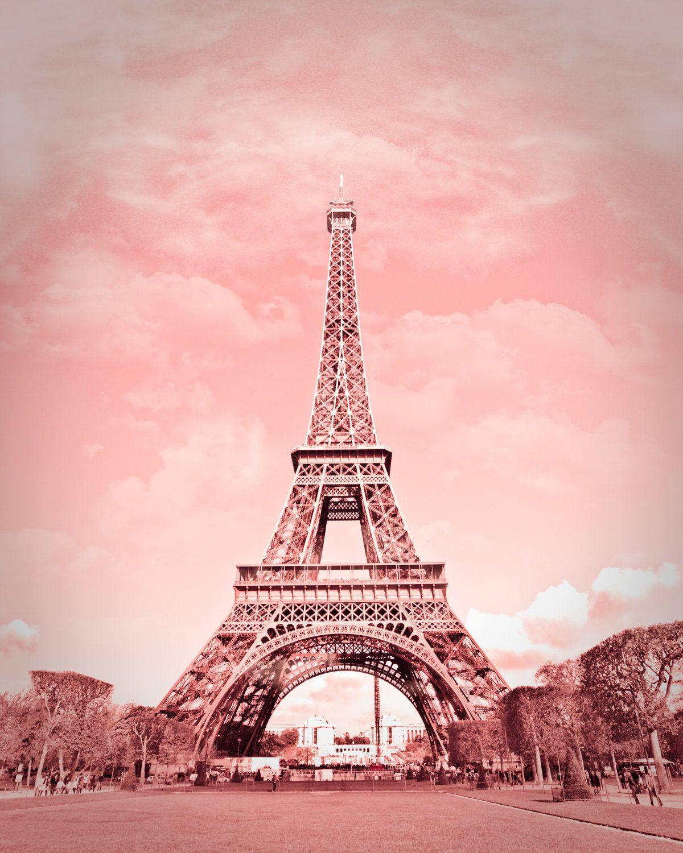 eiffel tower paris pink - photo #21