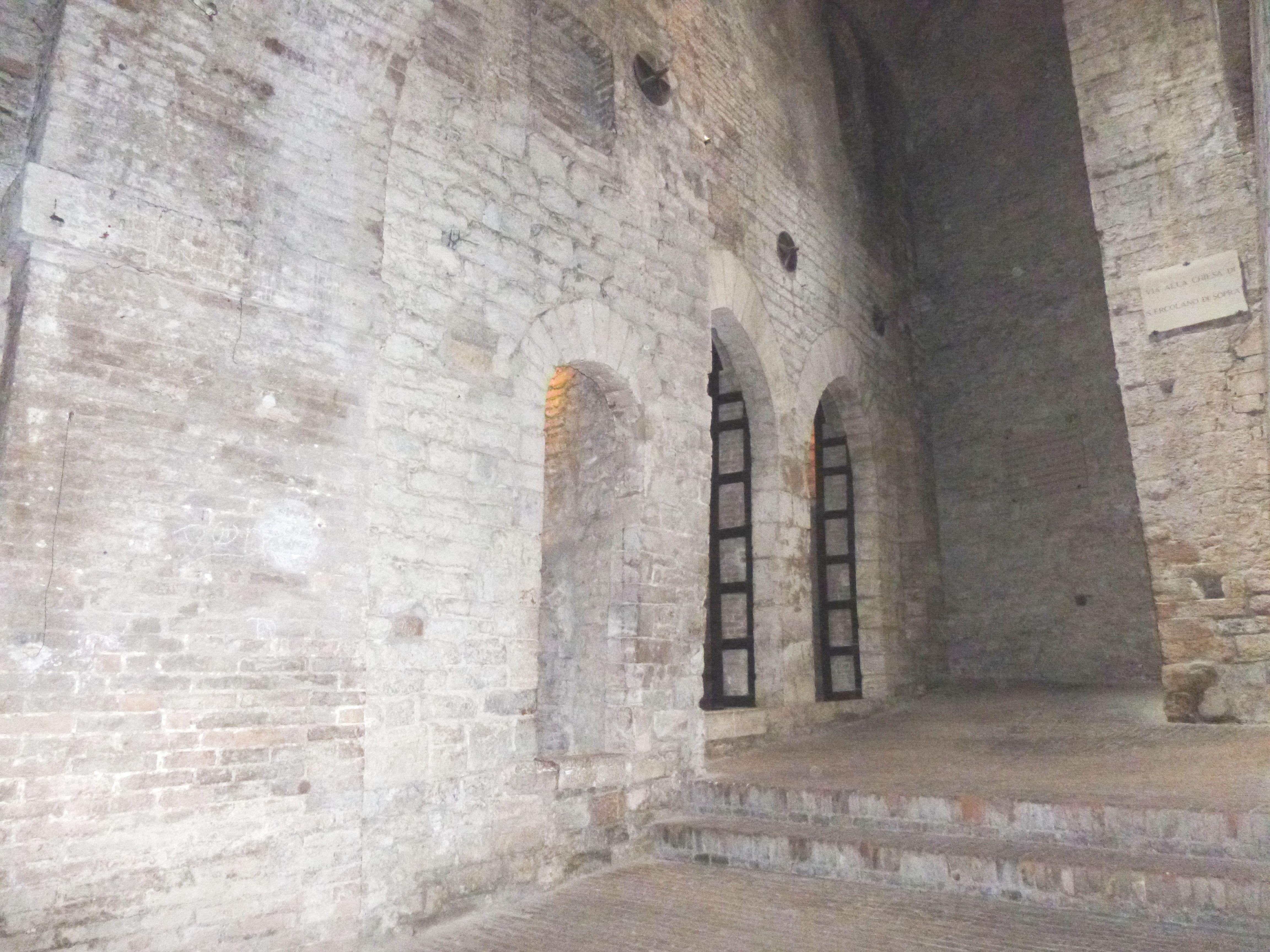 Rocca Paolina, Perugia, Italia