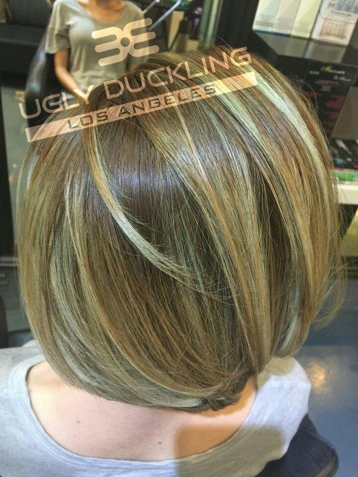 Brown Ash Ash Blonde Green Hairstyling Sgsalon Salonforhair