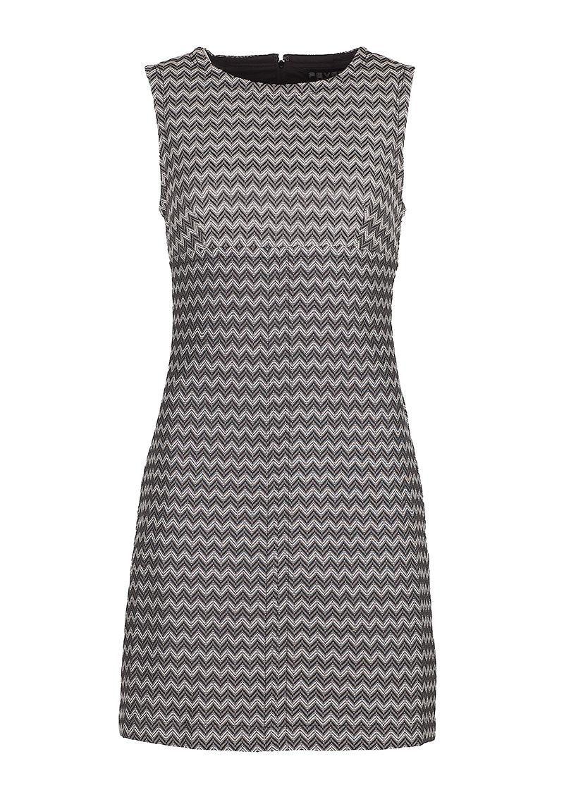 Køb Fever London kjole Nouveau 60`s i sort/creme hos denckerdeluxe.dk