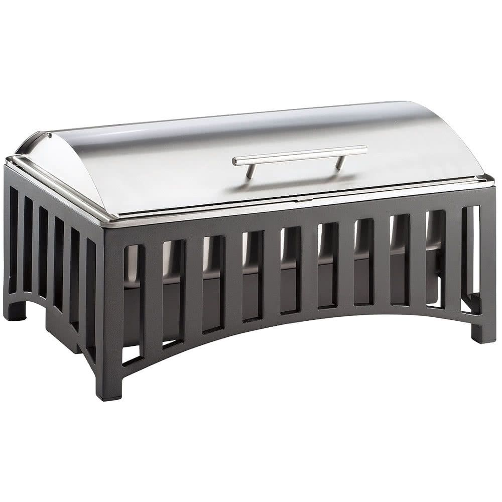 Cal-Mil 1368-13 Mission 9 Qt. Lift Top Chafer | Business events ...