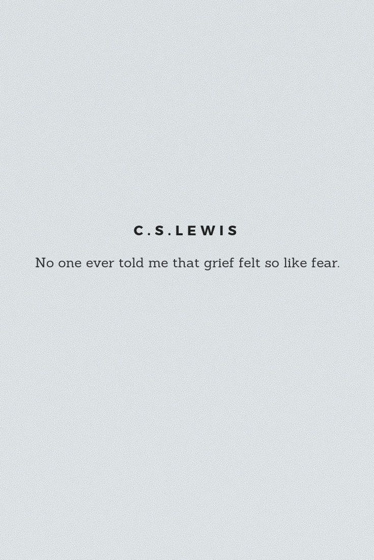 CS Lewis Quotes