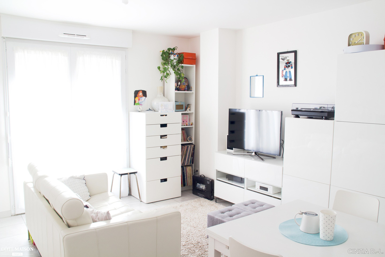Cuisine Salon Bureau Une Piece Multifonctions Paris Cinzia D