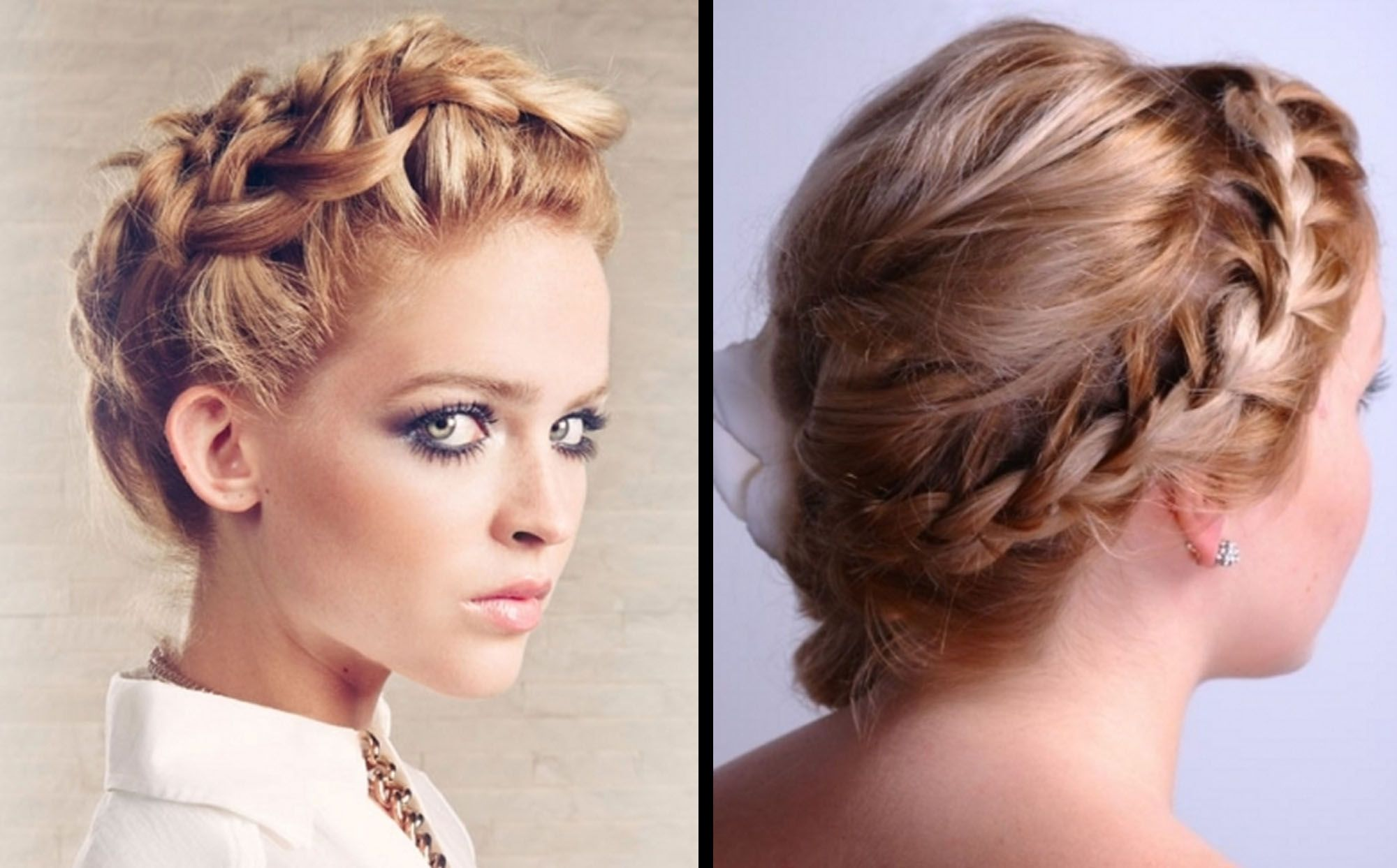 Formal Hairstyles of Braided Updo Hairstyles as Wedding Hairdo by