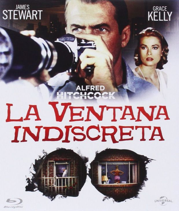 La Ventana Indiscreta Rear Window Alfred Hitchcock In 2019