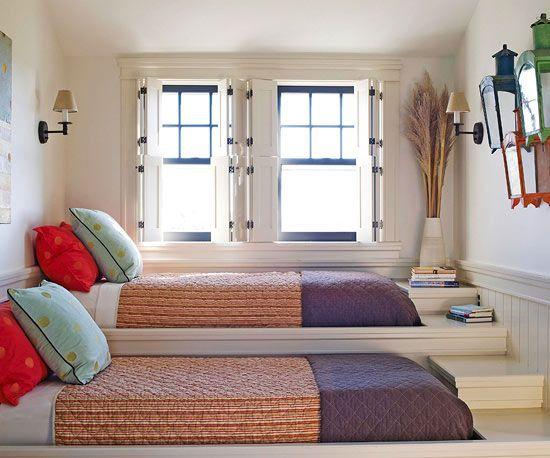 Bunking It Small Room Bedroom Home Bedroom Decor