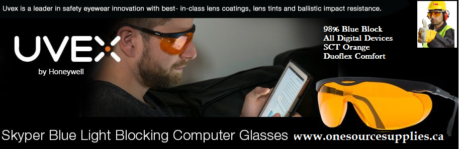 Glasses that protect blue light Skyper SafetyGlasses 98