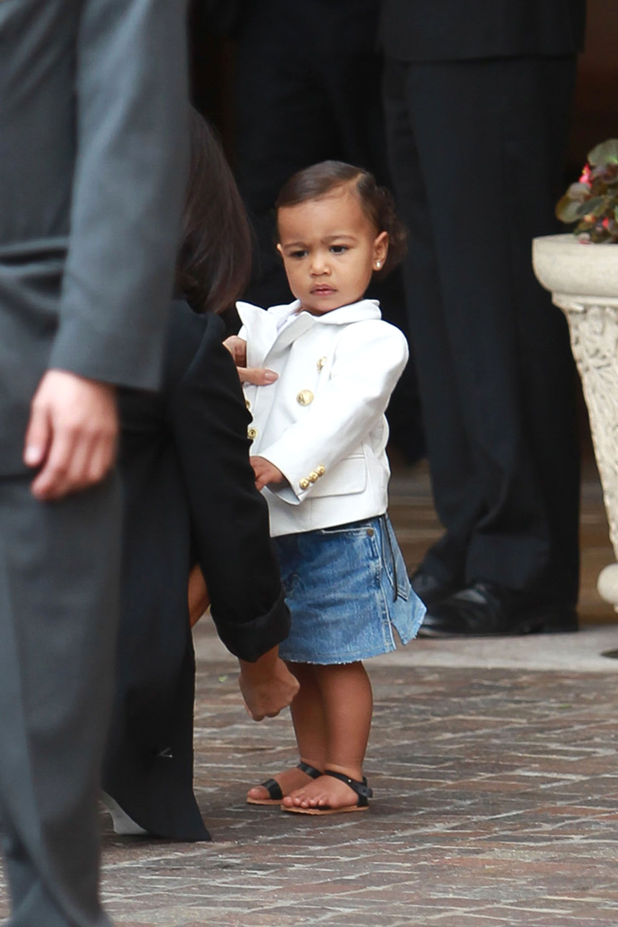North West Is Gracing New York With Her Legendary Style