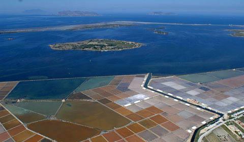 Isole dello Stagnone di Marsala (TP) - Un microcosmo sotto il sole