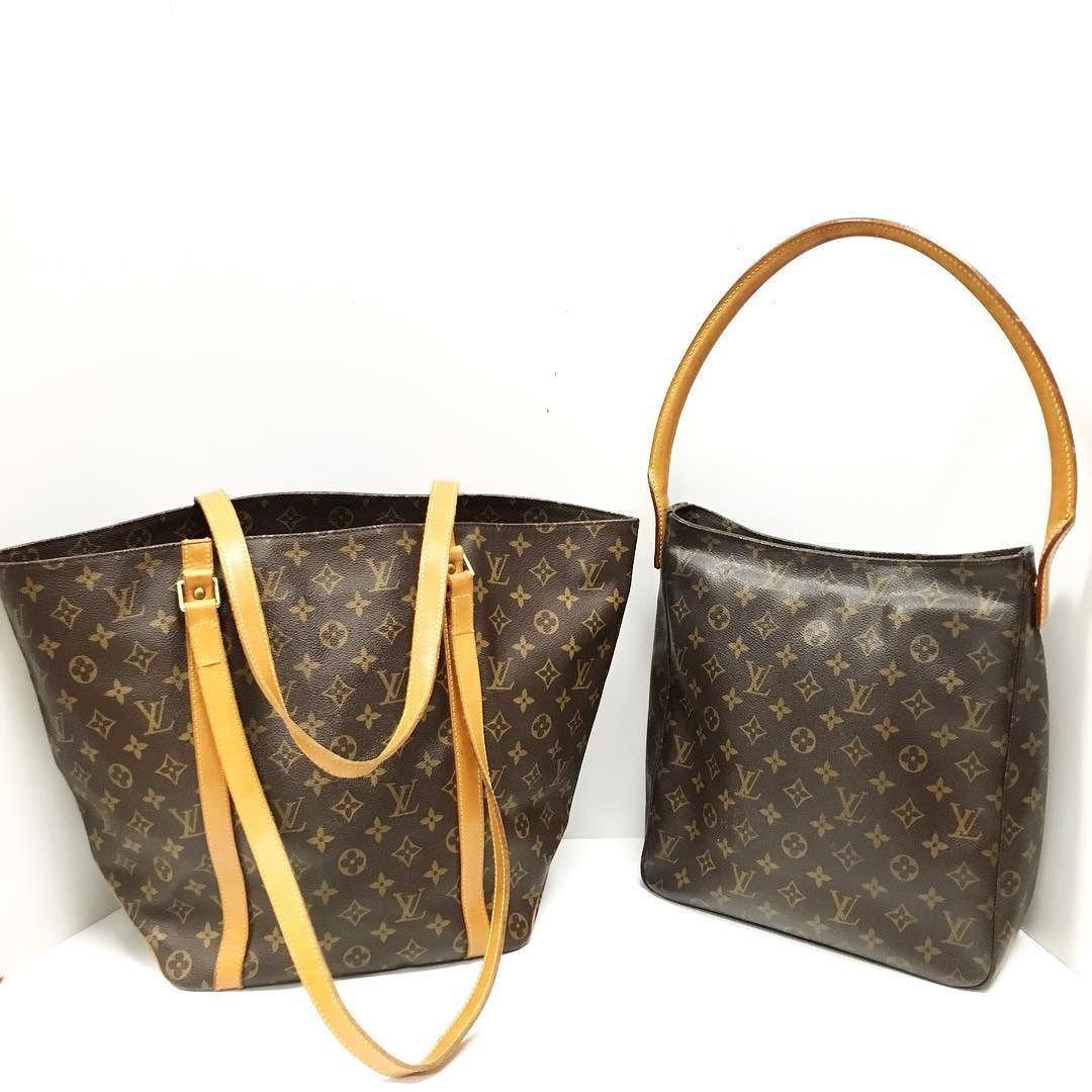 Title Louis Vuitton Monogram Looping GM Price399.99