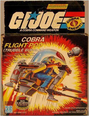 Cobra fight Pod