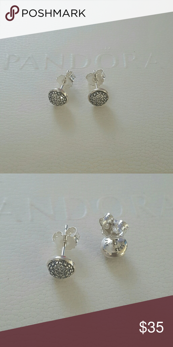 3d658544e ... australia authentic pandora dazzling stud earrings 925 s authentic  pandora dazzling stud earrings 925 sterling silver