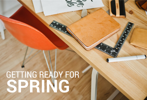 March 20th is the first official day of Spring - With the snow melting and the sun staying out longer, these first signs of Spring always feels like a fresh start after the long winter days we've had. Here are a few of your March to-do's this month to get you started.