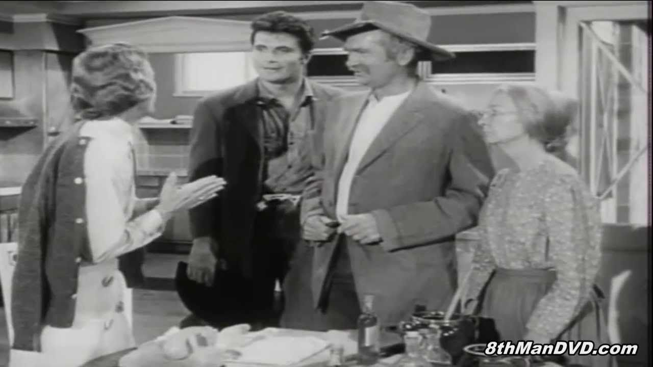 The Beverly Hillbillies – SE1 – Ep4 – The Clampetts Meet Mrs. Drysdale