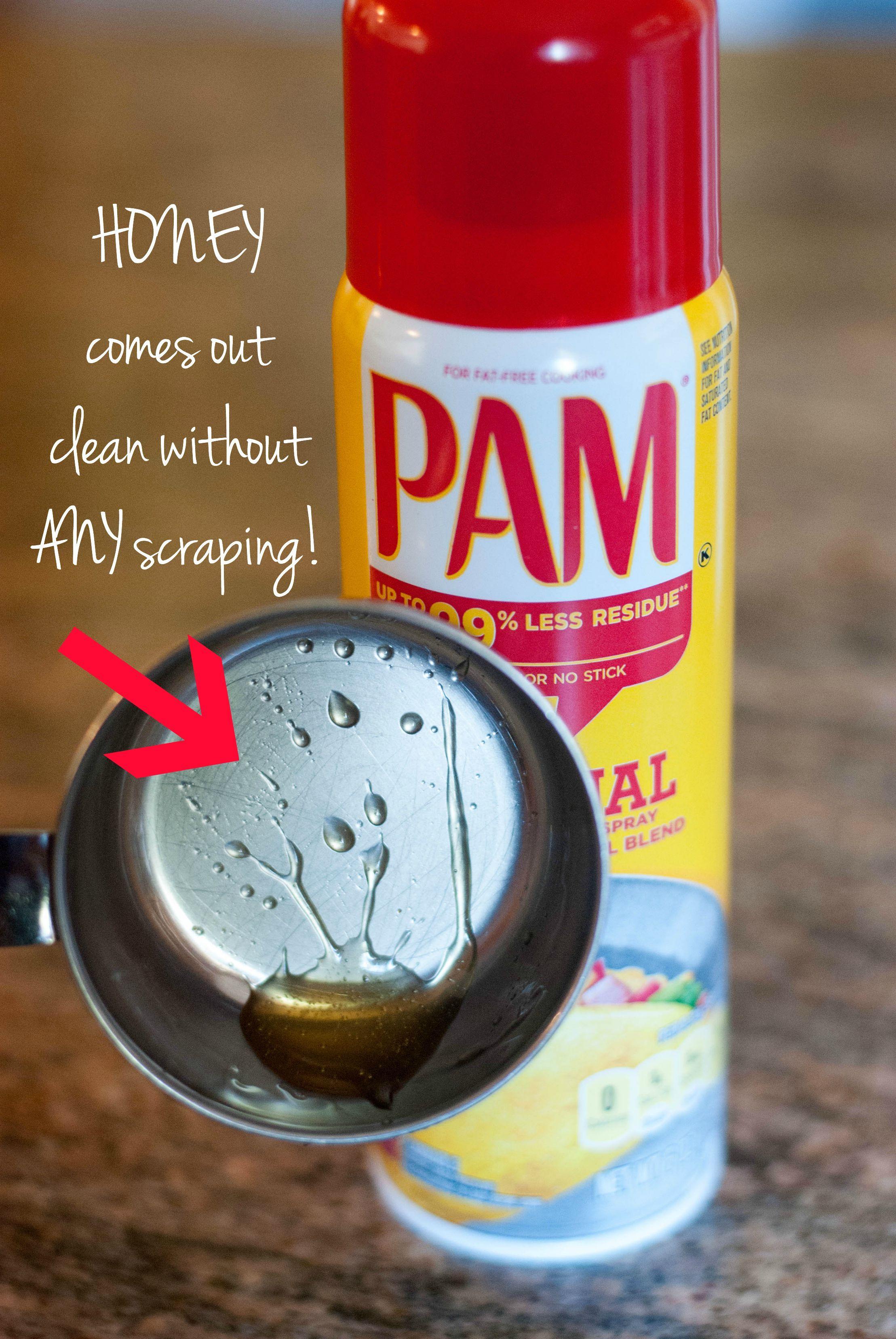 Pam Cooking Spray Kitchen Hacks Tgif This Grandma Is Fun Pam Cooking Spray Cooking Sprays Kitchen Hacks