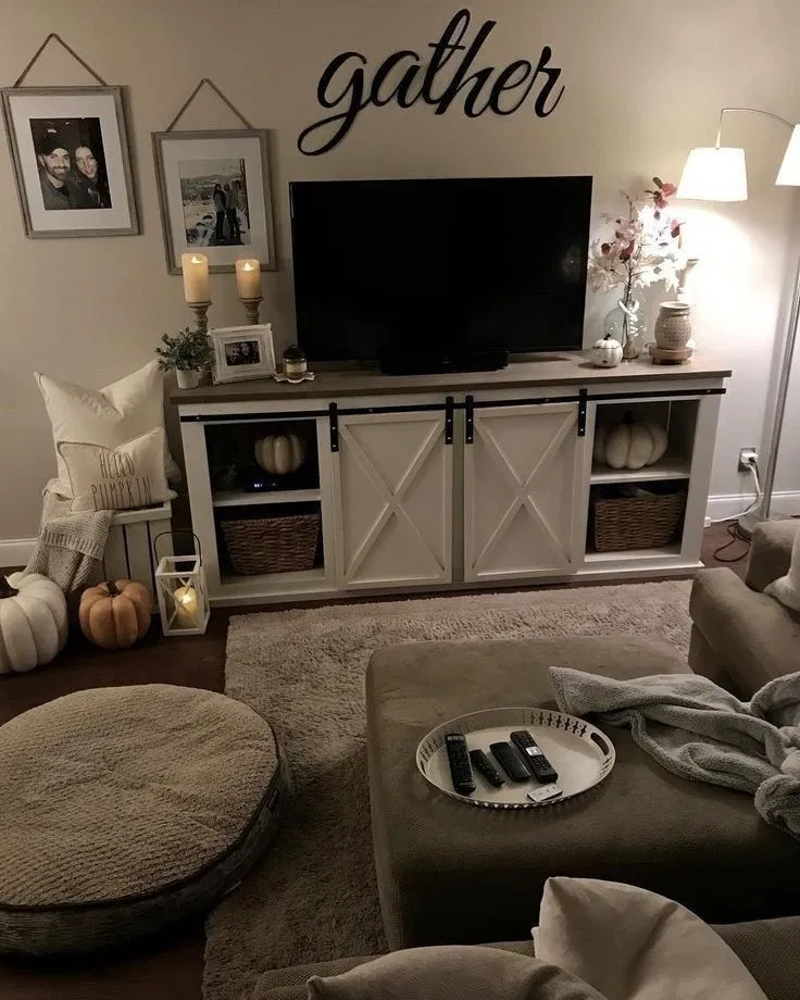 68 Best Diy Farmhouse Tv Stand Design Ideas And Decor 2019 10 In
