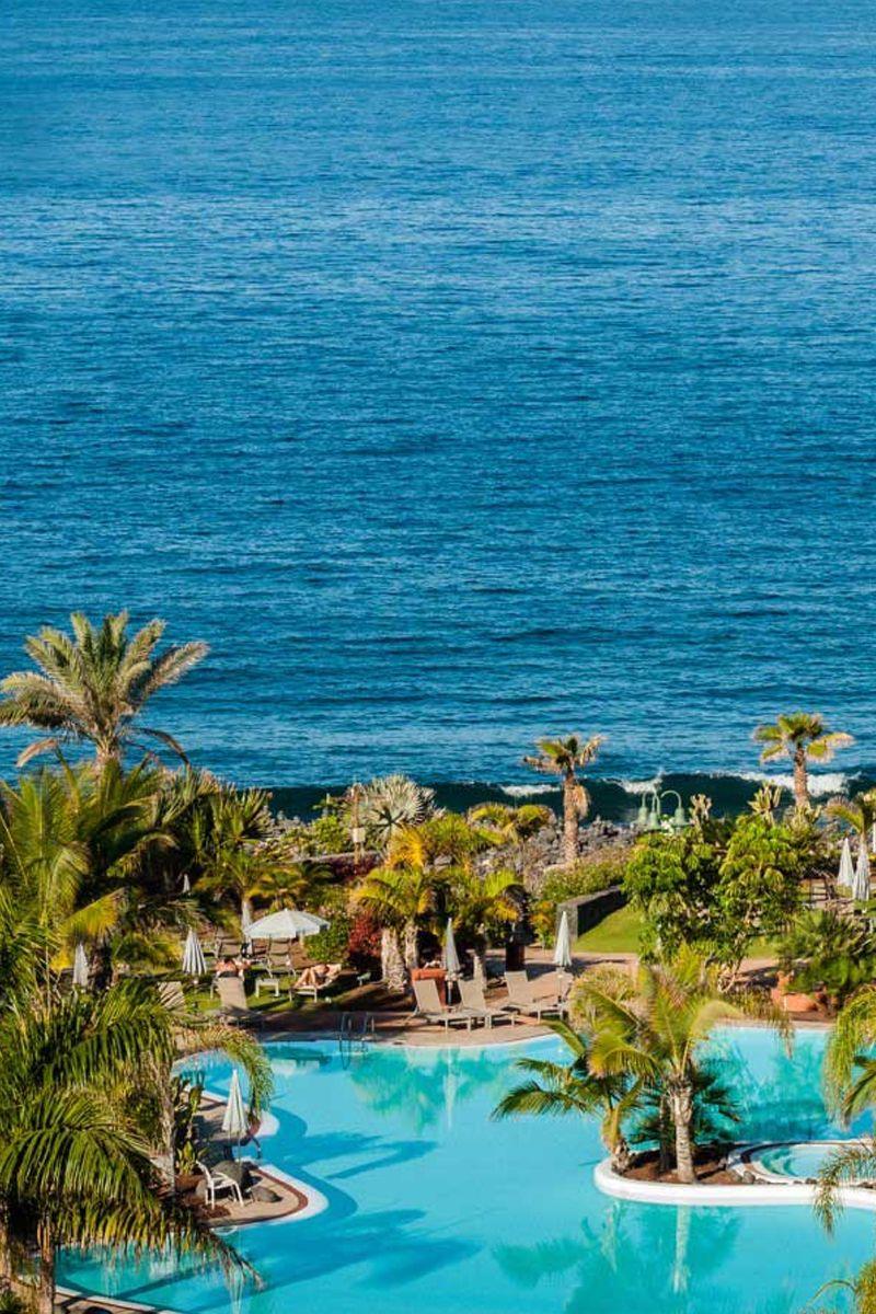 Sheraton La Caleta Resort Tenerife, Golf, Luxe