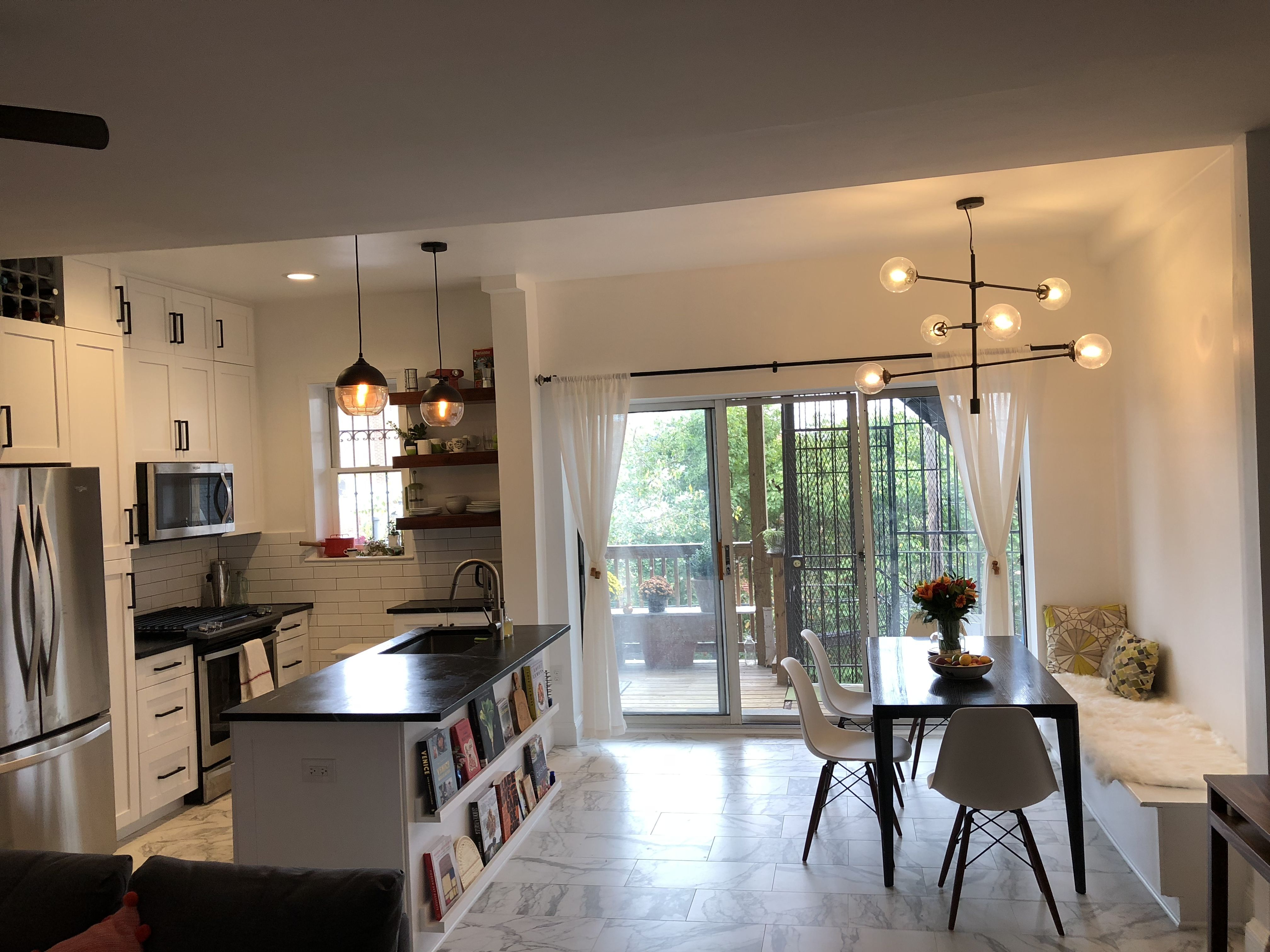My kitchen renovation design  amazing to see something go from my ...