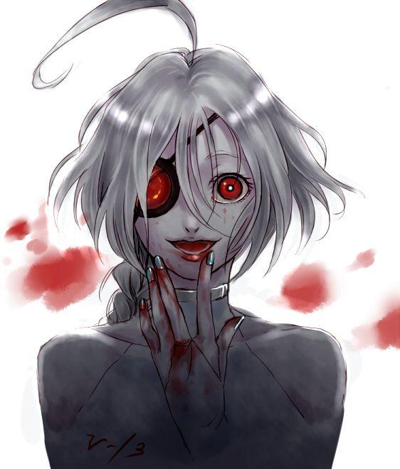 Психические аниме картинки