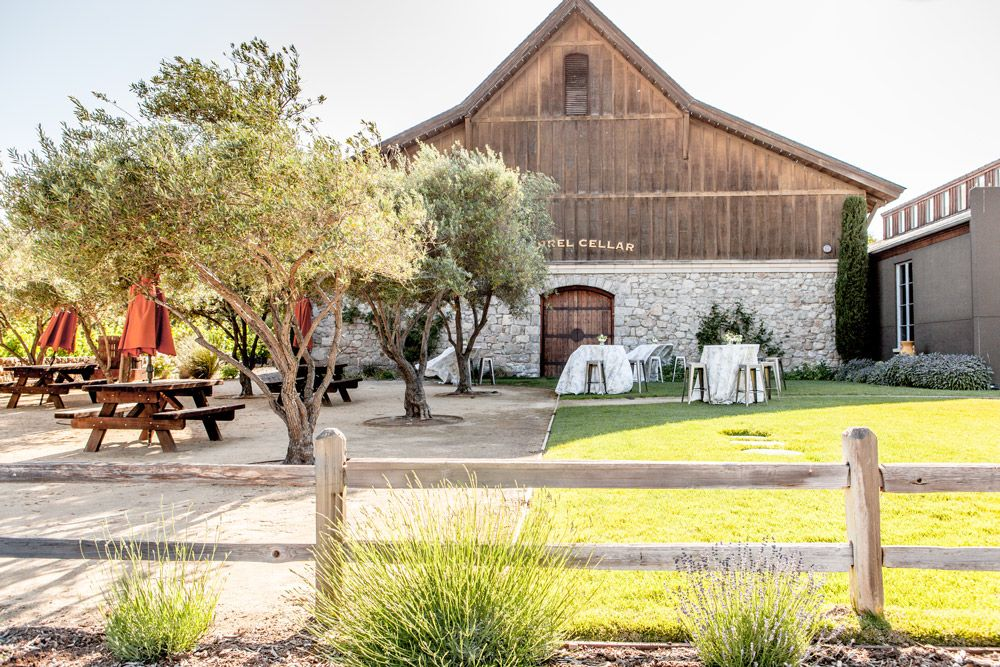 Madrone Estate Winery Sonoma County Wedding Venue Luxury House Plans Barn Wedding Venue Sonoma County